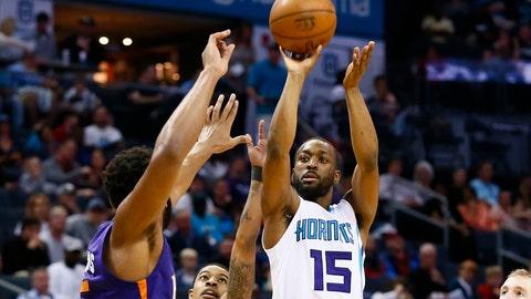 Charlotte Hornets, .286