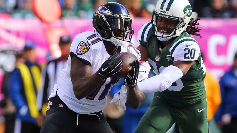 Colts sign ex-Ravens WR Kamar Aiken