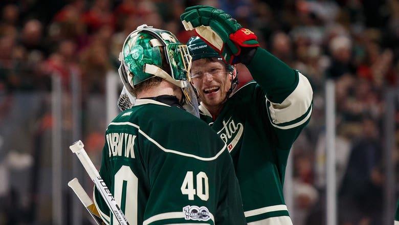 NHL releases Minnesota Wild's 2017-18 schedule