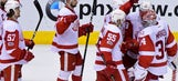 Nyquist, Red Wings top Coyotes 5-4 in shootout