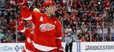 Red Wings rout Avalanche 5-1 in final meeting at Joe