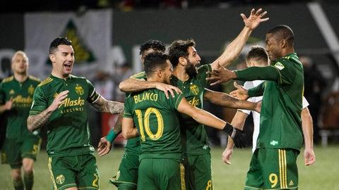 Battle of two flawless MLS teams