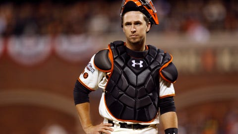 Buster Posey - C - San Francisco Giants