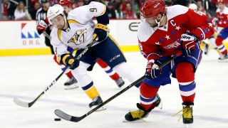 Predators LIVE To GO: For the second game in a row Preds win in OT, beat Caps 2-1.