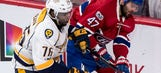Predators LIVE To Go: Preds fall 2-1 to Habs after last-second goal