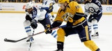 Predators LIVE To GO: Preds earn 5-4 OT win over Jets to grab two crucial points in playoff race