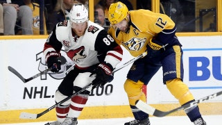 Predators LIVE To GO: Preds nail Coyotes 3-1 for two huge points