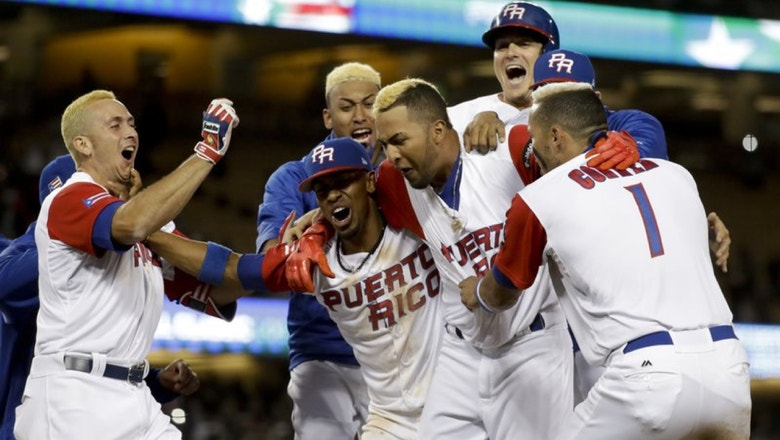 So many Puerto Rican baseball fans are bleaching their hair, dye supply running low