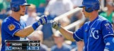 Royals draw 4-4 with Indians after O'Brien's ninth inning homer