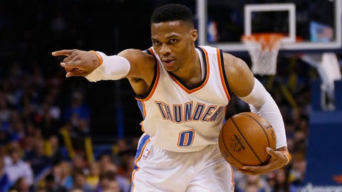 That's not the only reason Westbrook reigns supreme