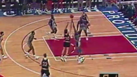No. 16 Princeton (1989, 1st Round)
