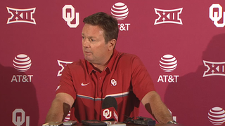 Bob Stoops on Baker Mayfield heading into spring for Sooners