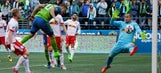 Seattle celebrates MLS Cup title with 3-1 win over Red Bulls