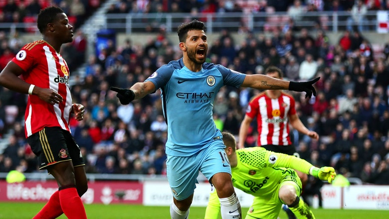 EPL notes: Sergio Agüero is once again the man for Manchester City and more