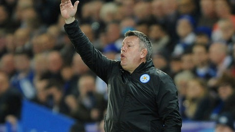 Craig Shakespeare stuck with what he knows