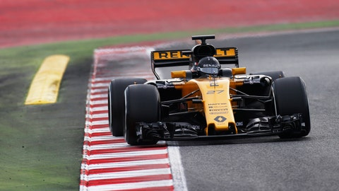 Renault Sport Racing president stresses its involvement in F1 is due to hybrid technology. (Photo: Sam Bloxham/LAT Images)