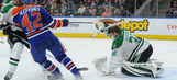 Stars' struggles continue in 7-1 loss to Oilers