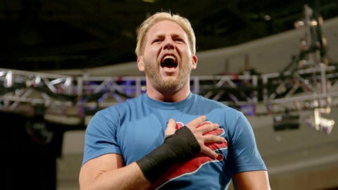 Jack Swagger Officially Released from WWE