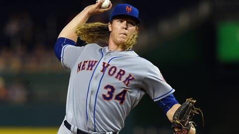 Noah Syndergaard - SP - New York Mets