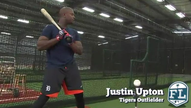 Postcards from Lakeland 3.30.17: Justin Upton (VIDEO)