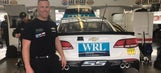 USAF Thunderbird crew chief gets up-close NASCAR experience