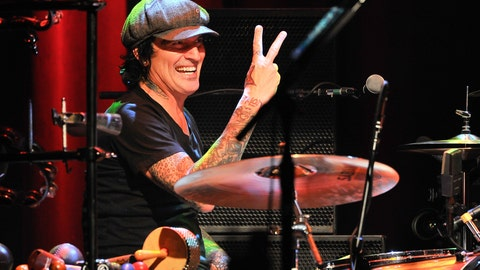 Tommy Lee, Musician