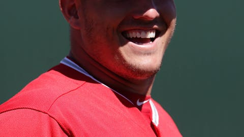 Mike Trout - OF - Los Angeles Angels
