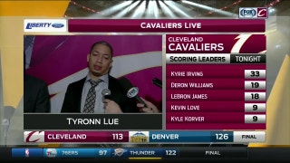 Cavs coach calls out effort of team after loss