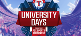 Texas Rangers University Days to feature 11 schools