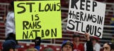 St. Louis sues NFL for reported $1 billion over Rams' move to Los Angeles