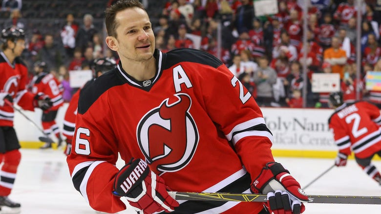 Patrik Elias is officially hanging 'em up, and the Devils will retire his number