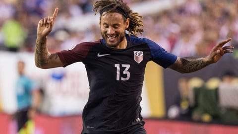 Jermaine Jones (Midfielder)