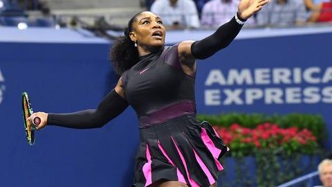 Michigan -- Serena Williams