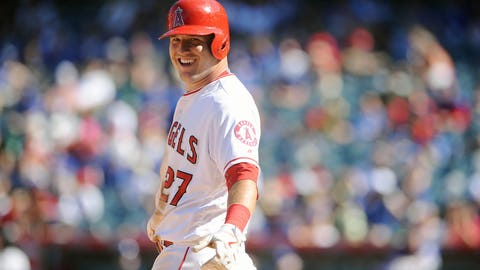 New Jersey -- Mike Trout