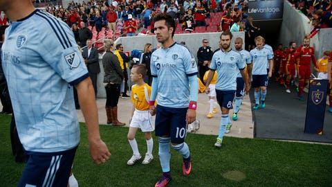 Sporting KC is Feilhaber's team