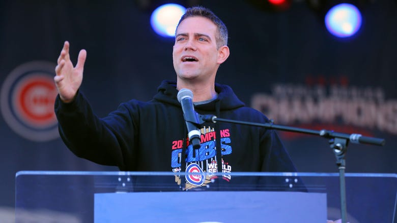 Cubs' Theo Epstein adds another title: world's greatest leader