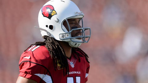 WR Larry Fitzgerald, Cardinals: 13 years