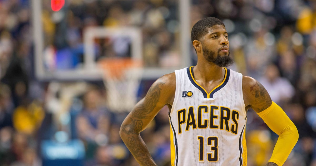 Paul George sounds like he wants out of Indiana -- the Lakers should pounce