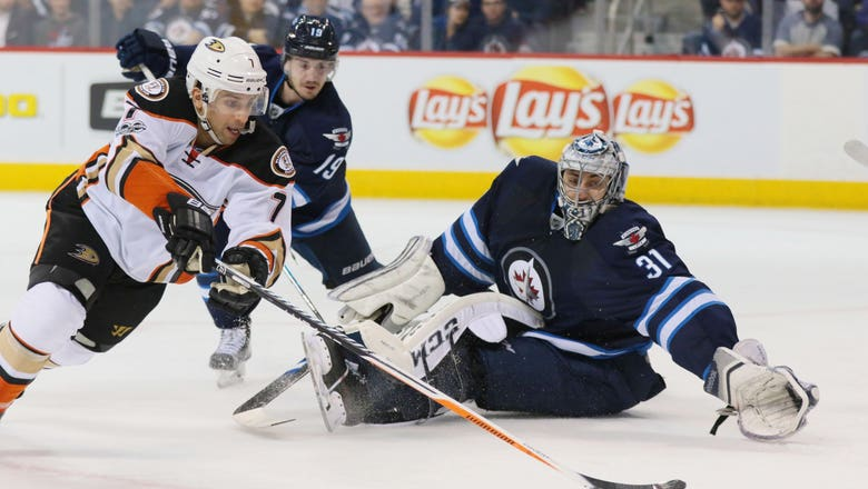 Ducks look to earn third straight win against Laine's Jets