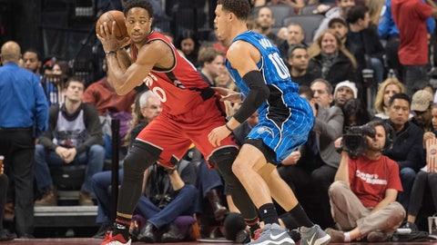 Orlando Magic: 3/27, @ Toronto Raptors