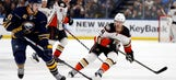 Ducks look to continue their winning ways against Sabres