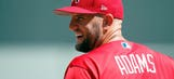 Adams homers as Cardinals defeat Braves 5-2