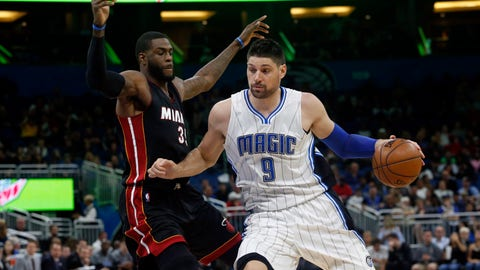 Nikola Vucevic, C, Magic