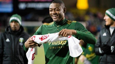 The Timbers won a road game!