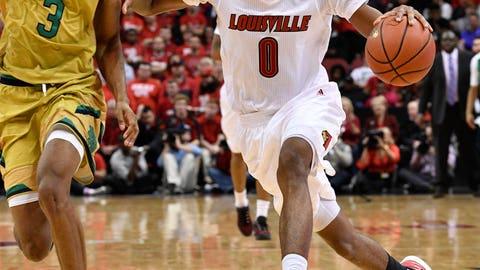 Louisville (2) vs. Jacksonville State (15)