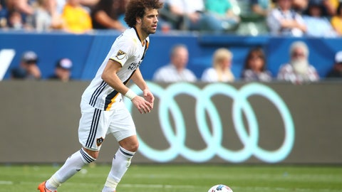 The Galaxy's new guys are still adjusting