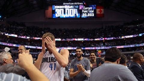 Dallas Mavericks (21)