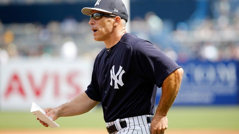 New York Yankees: Joe Girardi