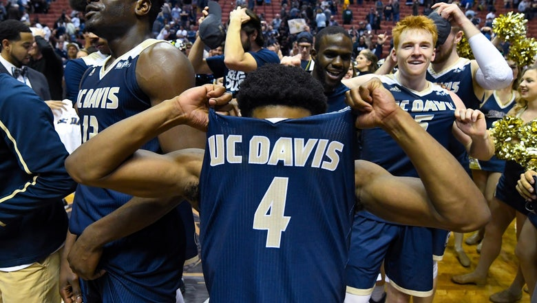 UC Davis edges UC Irvine to claim Big West Tournament, NCAA berth