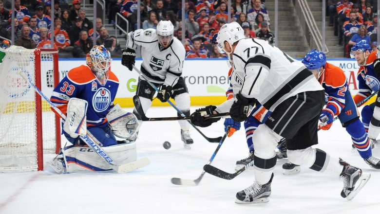 Ducks' Rakell scores go-ahead goal to beat Oilers 4-3